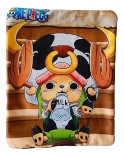 One Piece Chopper Toro Funda De Almohada De 40 X 50cm