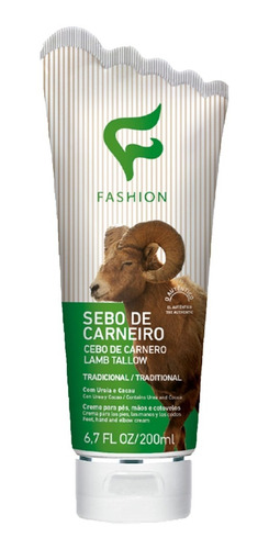 Crema Sebo De Carnero Prevención De Estrías. 200 Ml