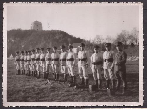 Imagen 1 de 1 de 2º Guerra Alemania Foto De Soldados Alemanes - 002