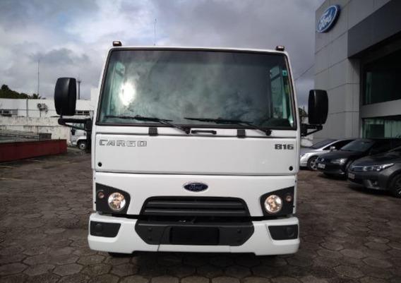 Ford Cargo 816 Entrada + Parcelas