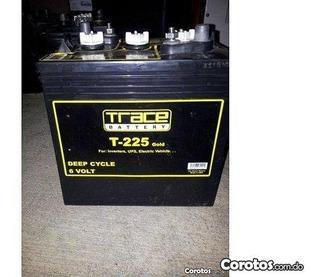 Baterias Trace T-225 La Mejor Para Tu Inversor