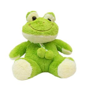 Sapo Verde Com Cachecol 52cm - Pelúcia