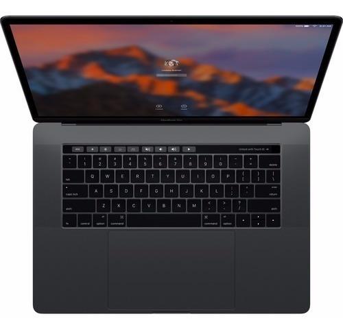Apple 15.4 Macbook Pro Touch Bar I7 16gb Ram 1tb Sem Juros