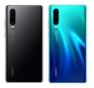 Huawei P30 Lite 128 Gb 4 Gb Ram 24 Mp Huella (270vrd)*