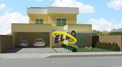 Casa Condomínio De Alto Padrão Com Segurança E Lazer Completo - Ca4286