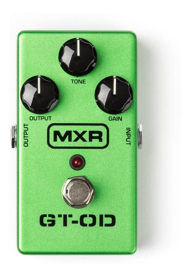 Pedal Mxr M-193 Gt-od Overdrive C/ Nf-e Frete Grátis