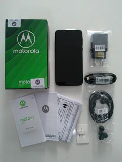 Moto G7 Play Completo + Nota Fiscal E Acessórios