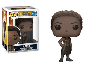 Funko Pop Nakia 277 Black Panther Coleccionable