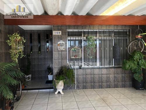 Imagem 1 de 30 de Sobrado Com 3 Dormitórios À Venda, 125 M² Por R$ 495.000,00 - Vila São Francisco - São Paulo/sp - So0411