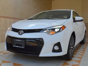 Inmaculado Toyota Corolla 1.8 S Plus