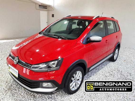 Volkswagen Suran Highline Cross Full 1.6n Caja 6º   2015