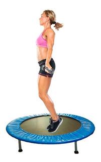 Mini Trampolín Saltarina 1m Diámetro - Fitness Y Ejercicios