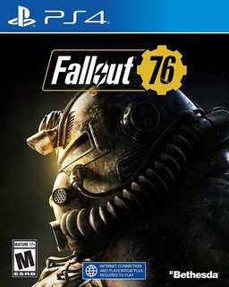Fallout 76 Ps4 Nuevo Fisico Sellado Envio Gratis