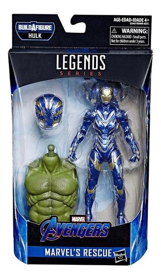 Marvel Legends Avengers Endgame Rescue (baf Hulk)