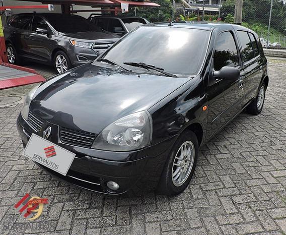 Renault Clio Authentic Mt 1.4 2007 Fct028