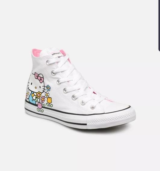 Tenis Converse Hello Kitty