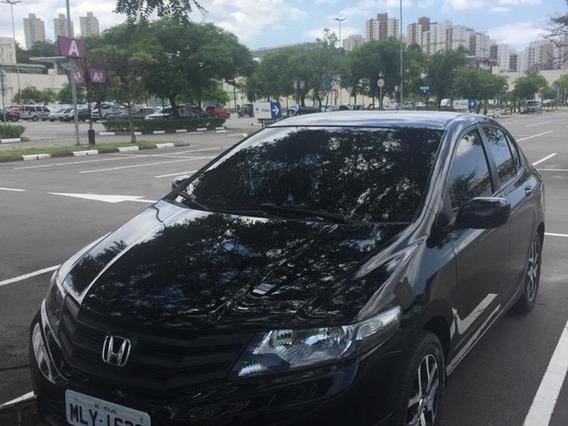 Honda City Sport 16v Flex 2014 - Único Dono
