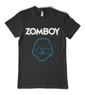 Remera Zomboy - Neon Grave - Color Animal