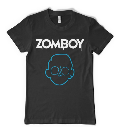 Remera Zomboy - Neon Grave - Color Animal