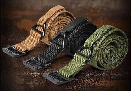 Cinturón Tactico Eagle Claw Tactical Belt