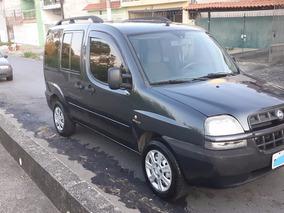 Fiat Doblo 2002 - 1.3, 7 Lugares, Ar Condicionado, Camera Ré