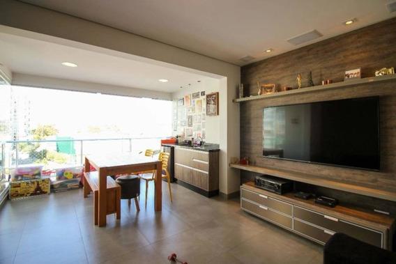 Apartamento Em Sp - Alto Da Lapa (nova Vila Leopoldina)