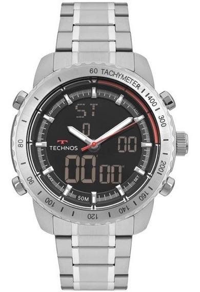 Relogio Technos W23745aa/1p - Prata