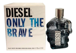 Diesel Only The Brave Edt 125ml Perfume Masculino