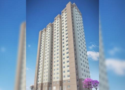 Imagem 1 de 10 de Apartamento À Venda No Bairro Jardim Iguatemi - São Paulo/sp - O-17631-28854