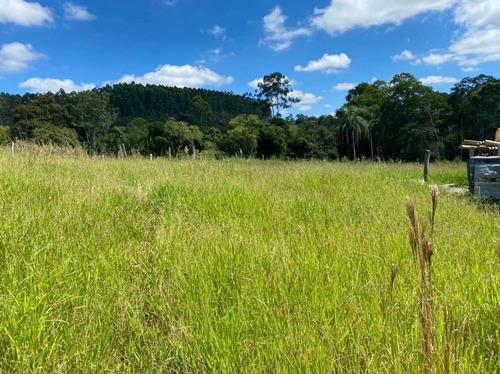 G16- Terrenos Com Excelente Topografia Em Guararema