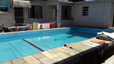 Casa A Venda No Bairro Vila Santa Rosa Em Guarujá - Sp. - 349-1