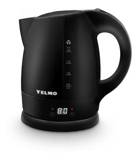 Pava eléctrica Yelmo PE-3908 negra 220V 1.7L