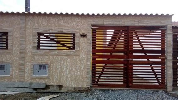 Casa Geminada Com 2 Quartos Em Itanhaém Mongaguá/sp 4375-pc