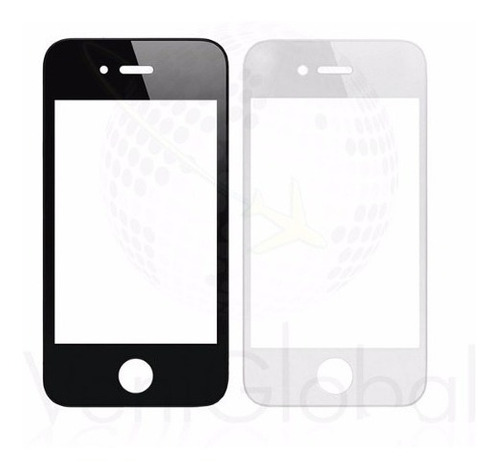 Mica Cristal iPhone 4g / 4s  Nueva!!