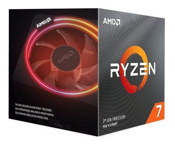 Processador Amd Am4 Ryzen R7-3700x 4.4ghz