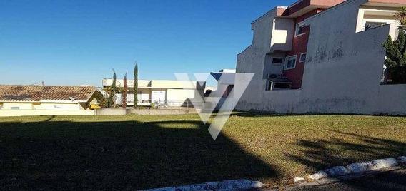 Terreno À Venda - Condomínio Vila Azul - Sorocaba/sp - Te0861