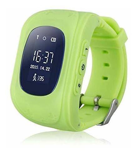 Hellopet Q50 Gps Reloj Inteligente, Niños Gps Gsm Pulsera Tr
