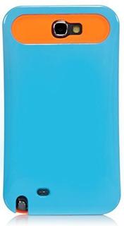Galaxy Note 2 Caso Isee Case® Heavy Duty Doble Capa Híbrid