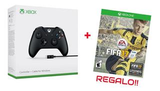 Joystick Control Xbox One/ones/windows Con Cable De Regalo /makkax