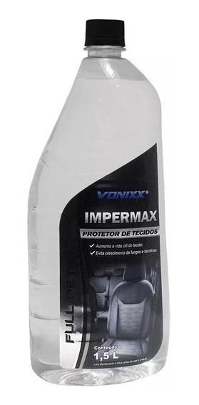 Impermax Impermeabilizante Protege Tecido Sofa Banco Vonixx