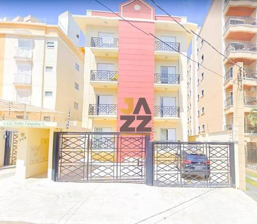 Imagem 1 de 30 de Belíssimo Apartamento À Venda Com 2 Dormitórios, 92 M² Por R$ 330.000 - Parque Campolim - Sorocaba/sp - Ap7014