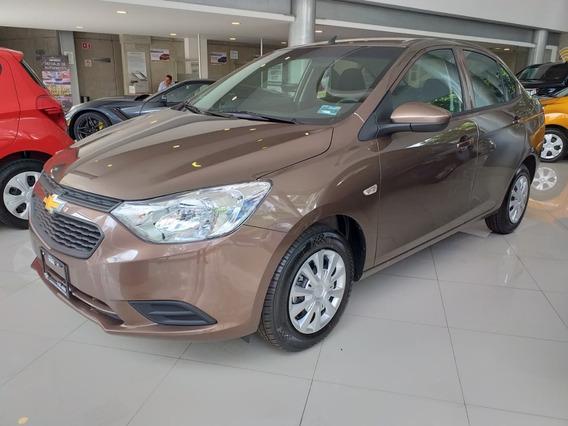 Chevrolet Aveo Ls Tm 2020 Desde $15,000 Pesos Seguro Gratis