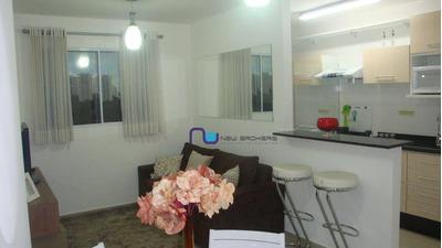 Apartamento Residencial À Venda, Vila Miranda, Itaquaquecetuba. - Ap0723