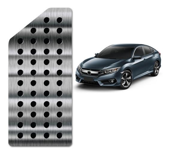 Descanso De Pé Honda Civic 2017 G10 Aço + Frete