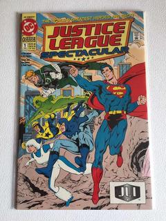 Justice League Spectacular #1 Dan Jurgens