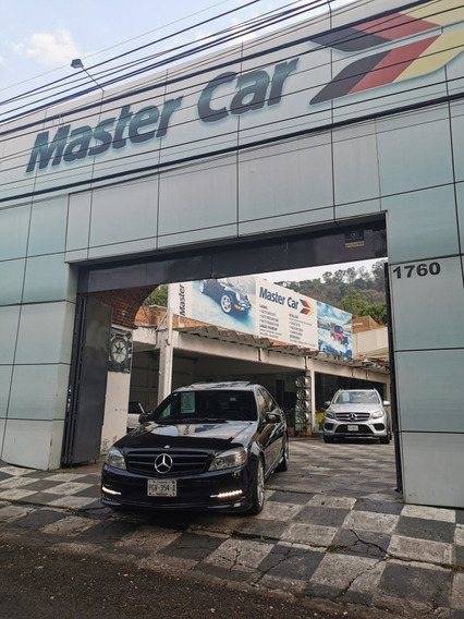 Mercedes-benz Clase C 3.0 300 Elegance Ltd Mt 2011