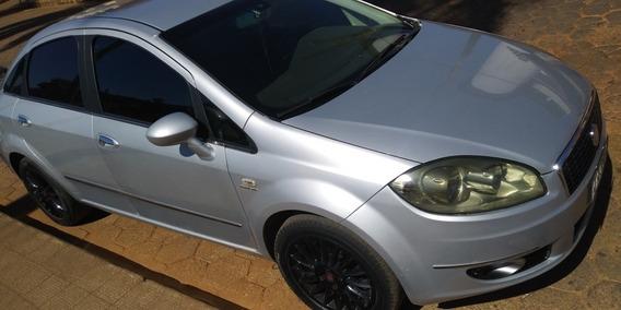 Fiat Linea 1.9 16v Absolute Flex Dualogic 4p 2009