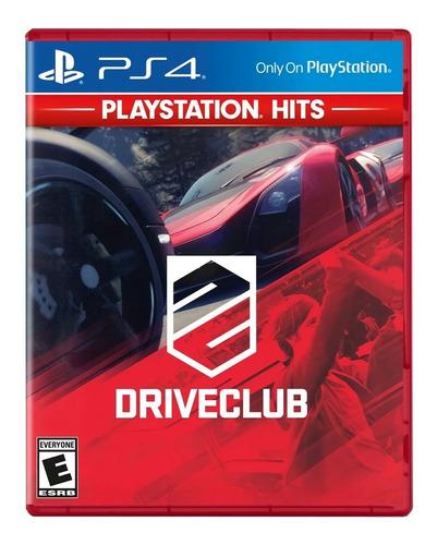 Imagen 1 de 5 de Driveclub Playstation Hits - Playstation 4