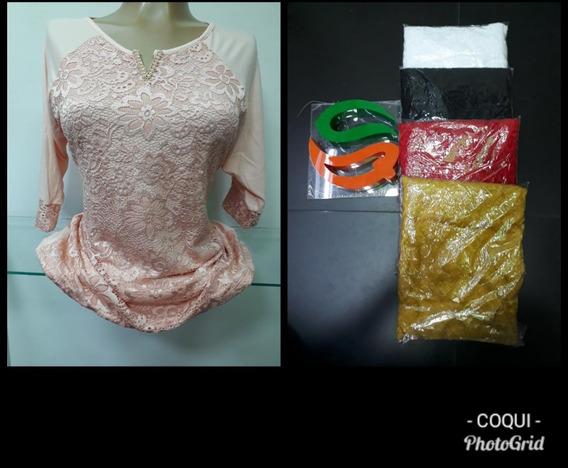 Blusas Para Dama, Variedad En Colores.