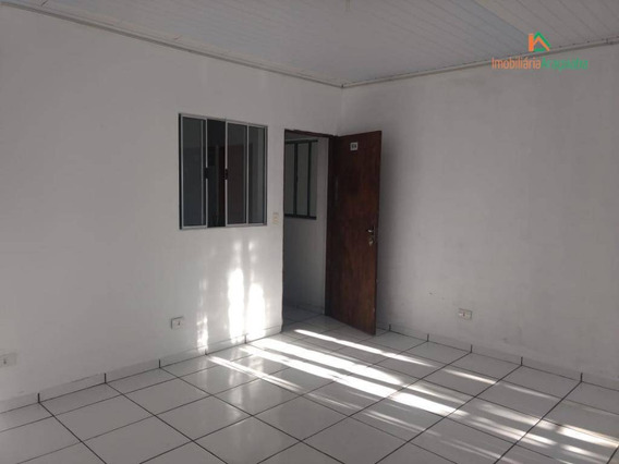 Sala Comercial Para Locação Em Araçoiaba,bairro Jardim Santa Cruz-sp. - Sa0015